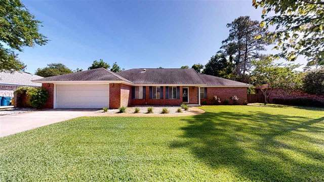 307 Williamsburg Dr, Gulf Breeze, FL 32561 (MLS #564986) :: Connell & Company Realty, Inc.