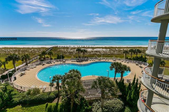 8501 Gulf Blvd 4B, Navarre Beach, FL 32566 (MLS #565100) :: The Kathy Justice Team - Better Homes and Gardens Real Estate Main Street Properties