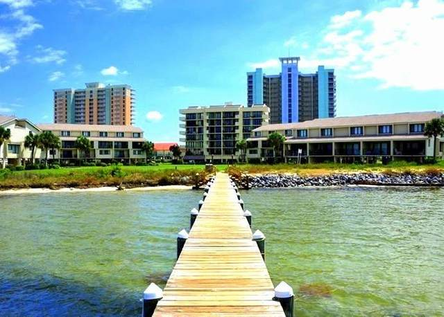 900 Ft Pickens Rd #612, Pensacola Beach, FL 32561 (MLS #565892) :: ResortQuest Real Estate