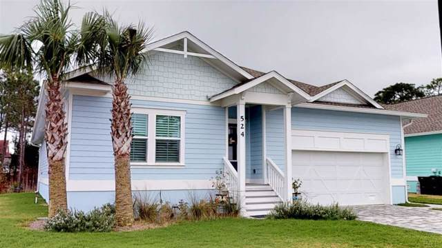 524 Lost Key Dr, Pensacola, FL 32507 (MLS #566222) :: The Kathy Justice Team - Better Homes and Gardens Real Estate Main Street Properties