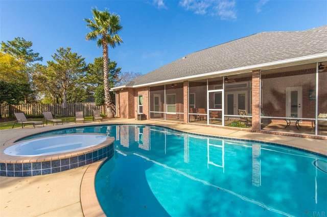 1142 Kelton Blvd, Gulf Breeze, FL 32563 (MLS #569534) :: Levin Rinke Realty