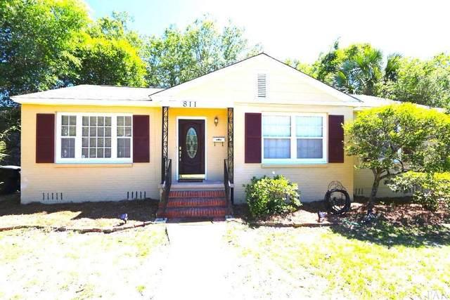 811 W Mallory St, Pensacola, FL 32501 (MLS #570135) :: Coldwell Banker Coastal Realty