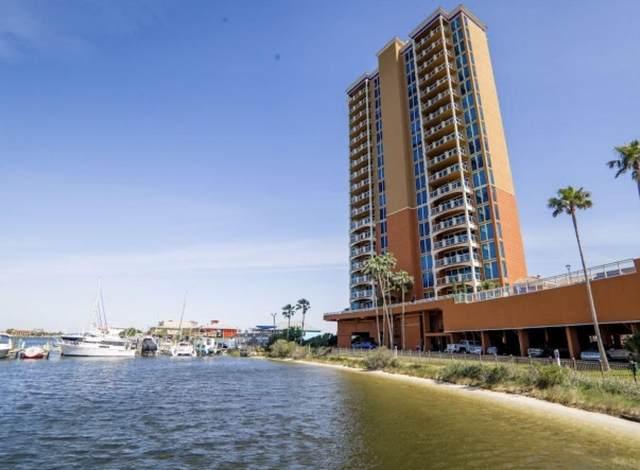 721 Pensacola Beach Blvd #602, Pensacola Beach, FL 32561 (MLS #570222) :: Levin Rinke Realty