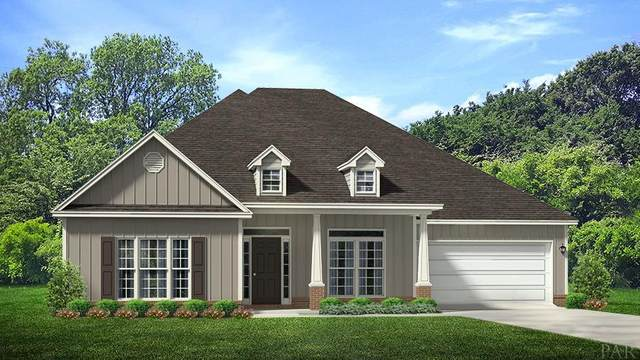 406 Connie Way, Cantonment, FL 32533 (MLS #570665) :: Connell & Company Realty, Inc.