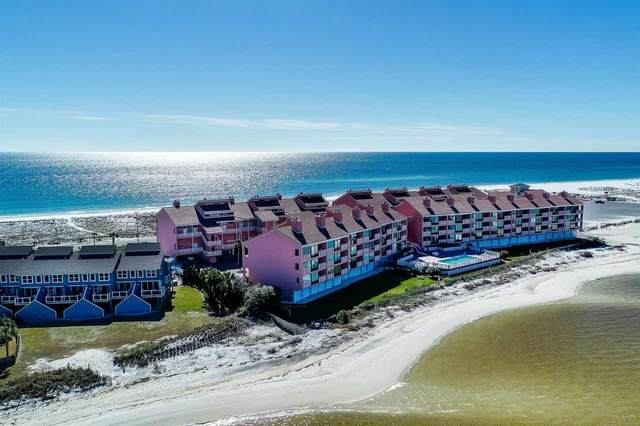 1390 Ft Pickens Rd #220, Pensacola Beach, FL 32561 (MLS #570882) :: Connell & Company Realty, Inc.