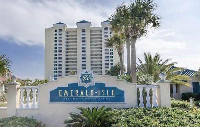 22 Via Deluna Dr #707, Pensacola Beach, FL 32561 (MLS #571040) :: Connell & Company Realty, Inc.