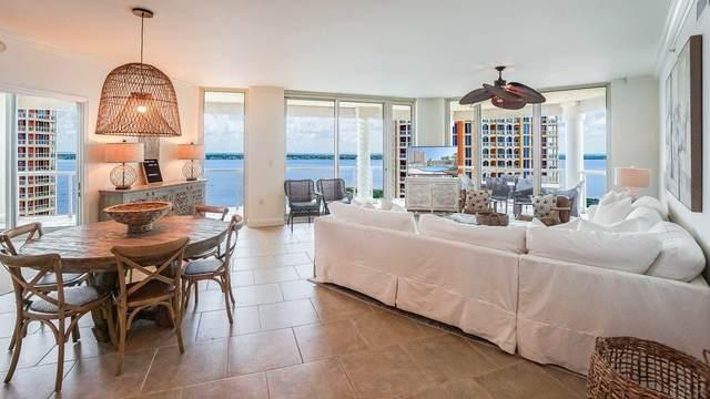 1 Portofino Dr #1804, Pensacola Beach, FL 32561 (MLS #573135) :: Connell & Company Realty, Inc.