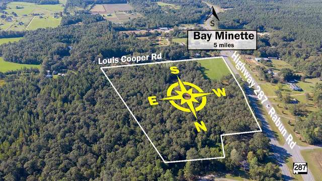 0 Hwy 287, Bay Minette, AL 36507 (MLS #573674) :: Coldwell Banker Coastal Realty