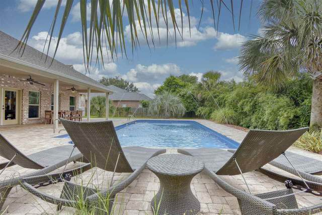 2615 Edmund Dr, Gulf Breeze, FL 32563 (MLS #574293) :: Connell & Company Realty, Inc.