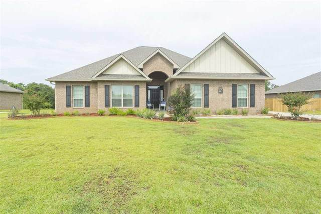 2882 Carrington Lakes Blvd, Cantonment, FL 32533 (MLS #577548) :: Coldwell Banker Coastal Realty