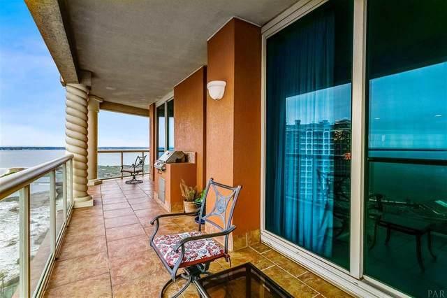 3 Portofino Dr #1904, Pensacola Beach, FL 32561 (MLS #579326) :: Coldwell Banker Coastal Realty