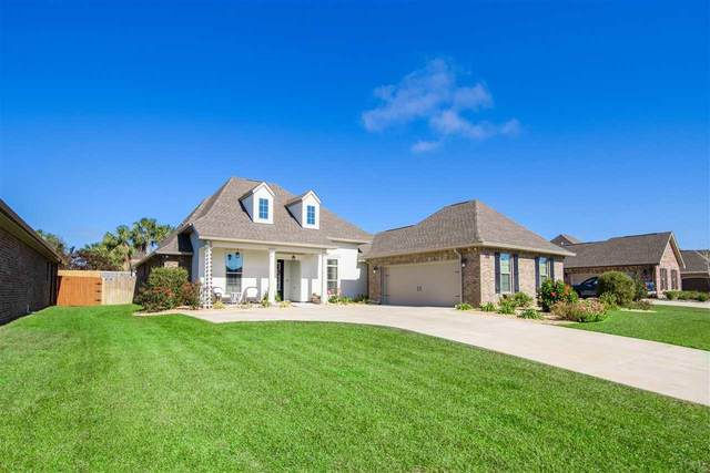 1513 Sabal Palm Dr, Gulf Breeze, FL 32563 (MLS #581360) :: Coldwell Banker Coastal Realty