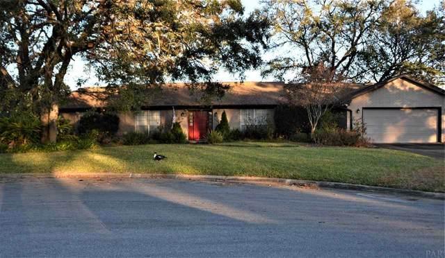 6424 Lake Charlene Ct, Pensacola, FL 32506 (MLS #582244) :: Coldwell Banker Coastal Realty