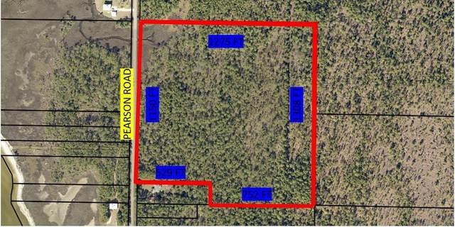 Pearson Rd, Milton, FL 32583 (MLS #582693) :: Connell & Company Realty, Inc.