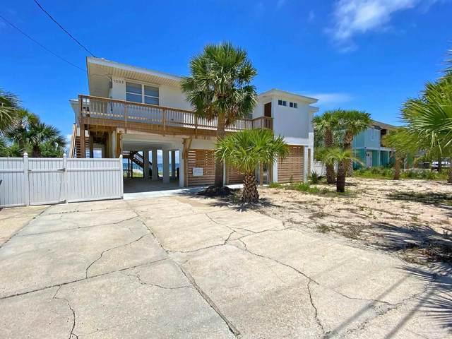 1205 Panferio Dr, Pensacola Beach, FL 32561 (MLS #584848) :: Levin Rinke Realty