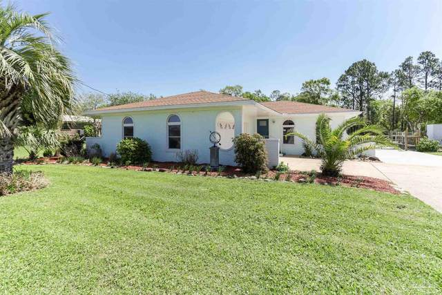 1320 La Paz St, Pensacola, FL 32506 (MLS #587355) :: The Kathy Justice Team - Better Homes and Gardens Real Estate Main Street Properties