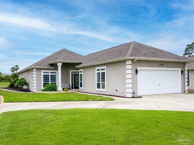 1222 Willowood Ln, Gulf Breeze, FL 32563 (MLS #588405) :: Levin Rinke Realty
