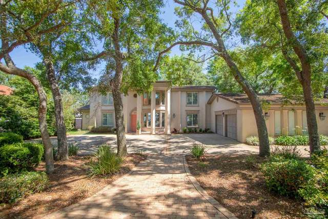 204 Northcliff Dr, Gulf Breeze, FL 32561 (MLS #588920) :: The Kathy Justice Team - Better Homes and Gardens Real Estate Main Street Properties