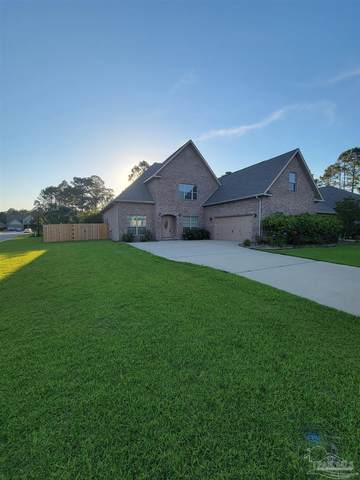1729 Twin Pine Blvd, Gulf Breeze, FL 32563 (MLS #589728) :: Connell & Company Realty, Inc.