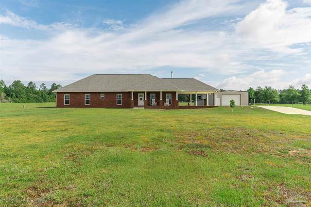 2232 Colville Ln, Jay, FL 32565 (MLS #590941) :: Connell & Company Realty, Inc.