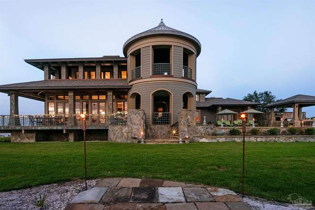 732 Peakes Point Dr, Gulf Breeze, FL 32561 (MLS #592533) :: Vacasa Real Estate