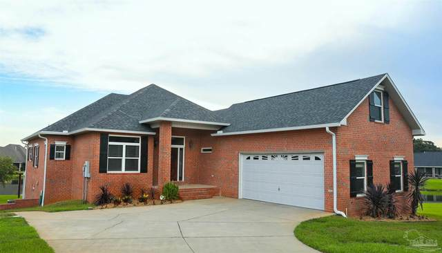 5362 Southlake Dr, Pace, FL 32571 (MLS #593228) :: Crye-Leike Gulf Coast Real Estate & Vacation Rentals