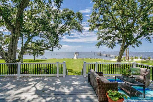 4477 Soundside Dr, Gulf Breeze, FL 32563 (MLS #593826) :: Connell & Company Realty, Inc.