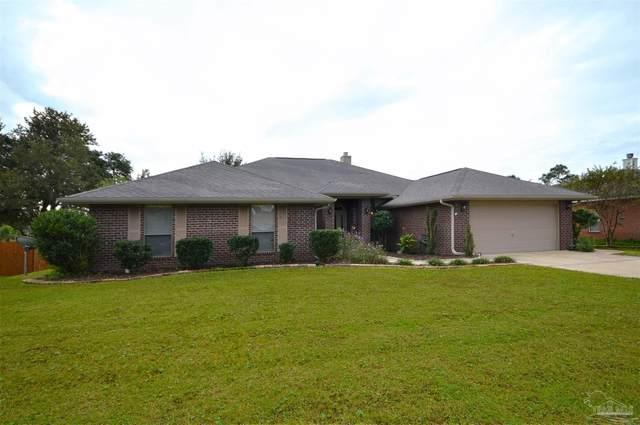 2617 Hidden Creek Dr, Navarre, FL 32566 (MLS #594109) :: Levin Rinke Realty