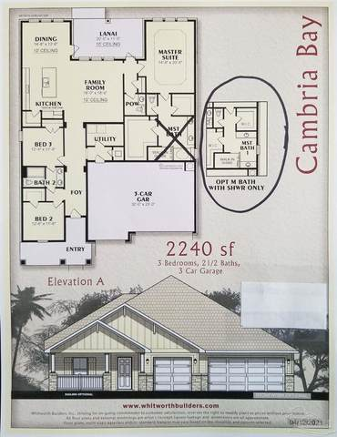 8040 Red Maple Dr, Milton, FL 32583 (MLS #594202) :: Connell & Company Realty, Inc.