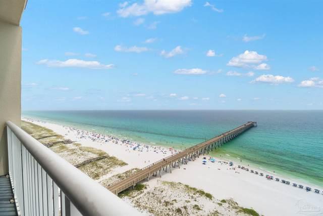 8577 Gulf Blvd #1403, Navarre Beach, FL 32566 (MLS #594225) :: Vacasa Real Estate