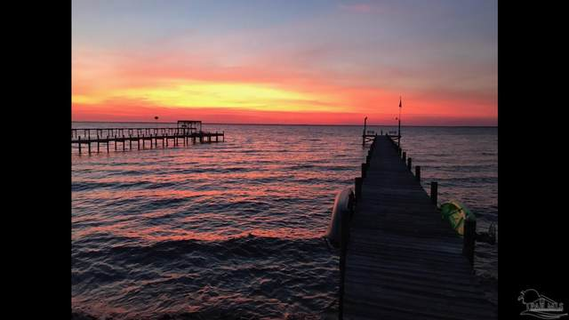 6338 East Bay Blvd, Gulf Breeze, FL 32563 (MLS #596393) :: Connell & Company Realty, Inc.