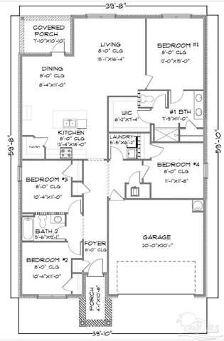7572 Steeplechase Blvd, Pensacola, FL 32526 (MLS #596850) :: Levin Rinke Realty