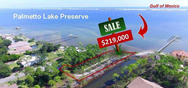 Lot 7-C Palmetto Lake Dr, Navarre, FL 32566 (MLS #502125) :: Levin Rinke Realty