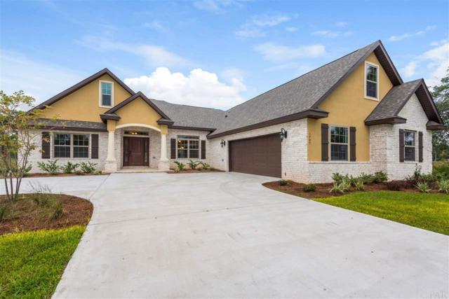 1707 Woodlawn Way, Gulf Breeze, FL 32563 (MLS #539822) :: Levin Rinke Realty