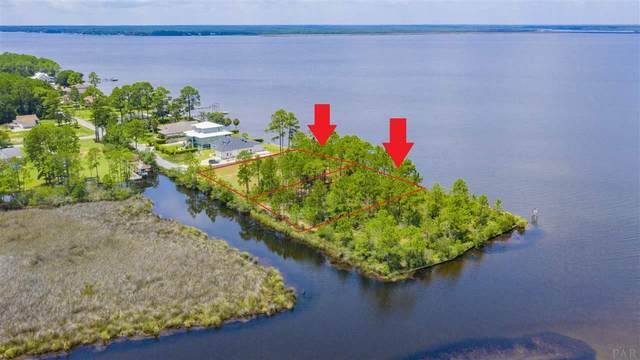 366 and 364 Riola Pl, Pensacola, FL 32506 (MLS #559269) :: Connell & Company Realty, Inc.