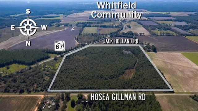 0 Hosea Gillman Rd, Milton, FL 32570 (MLS #563479) :: Levin Rinke Realty