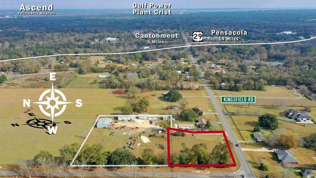 0 E Kingsfield Rd, Cantonment, FL 32533 (MLS #565306) :: Coldwell Banker Coastal Realty