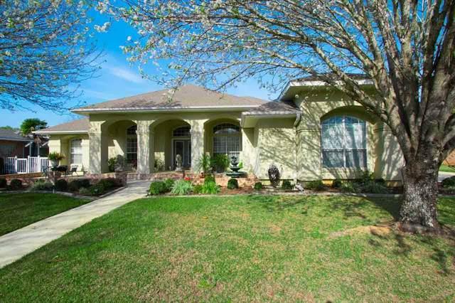 535 Milestone Blvd, Cantonment, FL 32533 (MLS #569824) :: Connell & Company Realty, Inc.