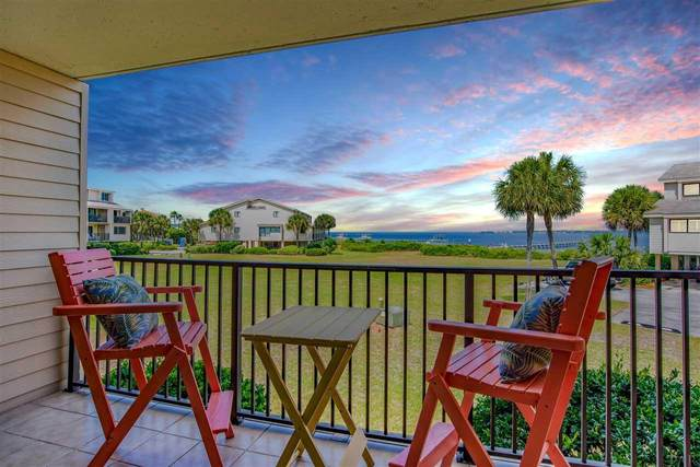 900 Ft Pickens Rd #712, Pensacola Beach, FL 32561 (MLS #570830) :: Connell & Company Realty, Inc.