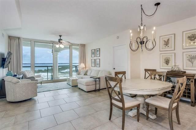 3 Portofino Dr #905, Pensacola Beach, FL 32561 (MLS #574657) :: Coldwell Banker Coastal Realty