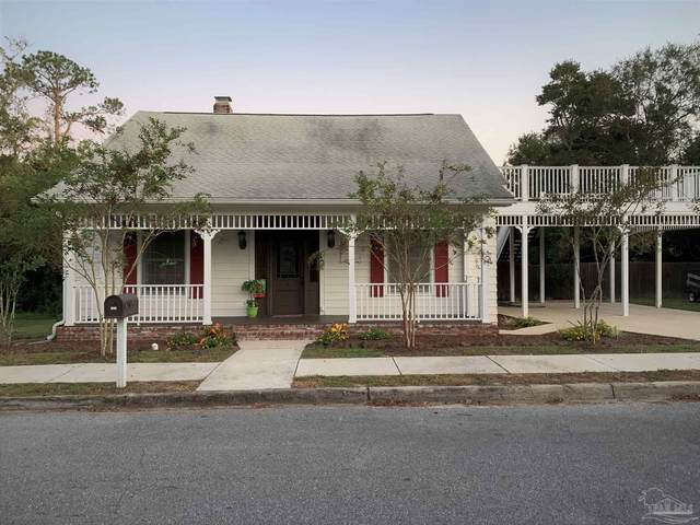 6855 Pine St, Milton, FL 32570 (MLS #580053) :: Coldwell Banker Coastal Realty