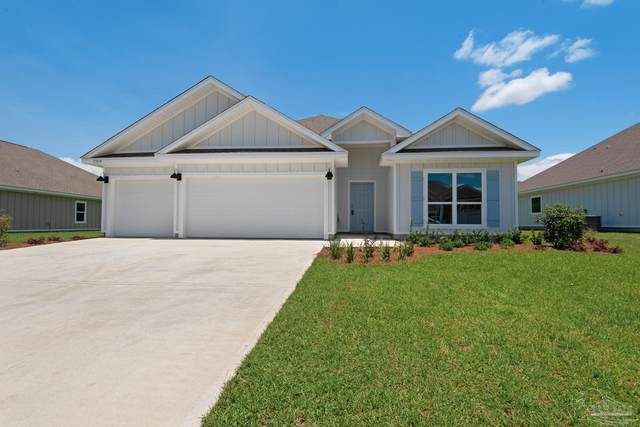 11014 Coues Dr, Pensacola, FL 32526 (MLS #590980) :: Connell & Company Realty, Inc.