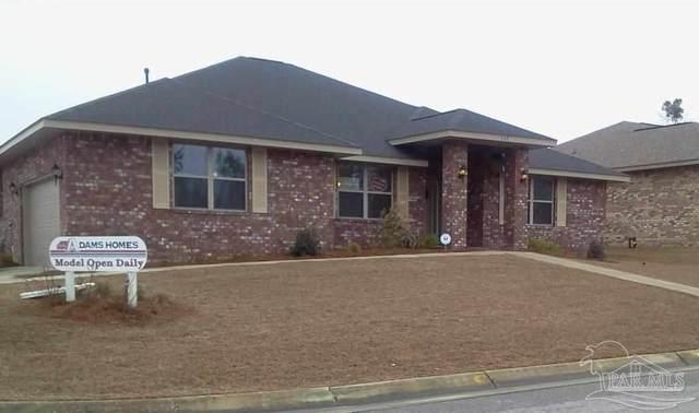 6201 Charred Oak Ln, Pensacola, FL 32526 (MLS #592799) :: Connell & Company Realty, Inc.