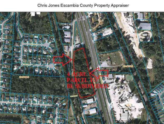 2900 N Hwy 29, Cantonment, FL 32533 (MLS #386283) :: Connell & Company Realty, Inc.