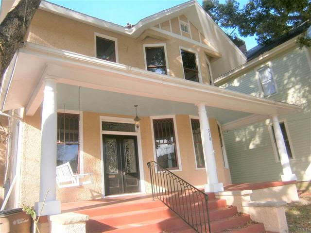 318 W Strong St, Pensacola, FL 32501 (MLS #560867) :: Levin Rinke Realty