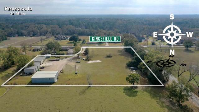 1210 E Kingsfield Rd, Cantonment, FL 32533 (MLS #564840) :: Coldwell Banker Coastal Realty