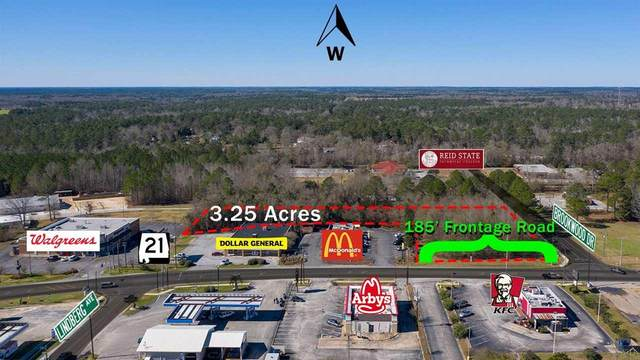 1400 S Main St, Atmore, AL 36502 (MLS #567623) :: Connell & Company Realty, Inc.