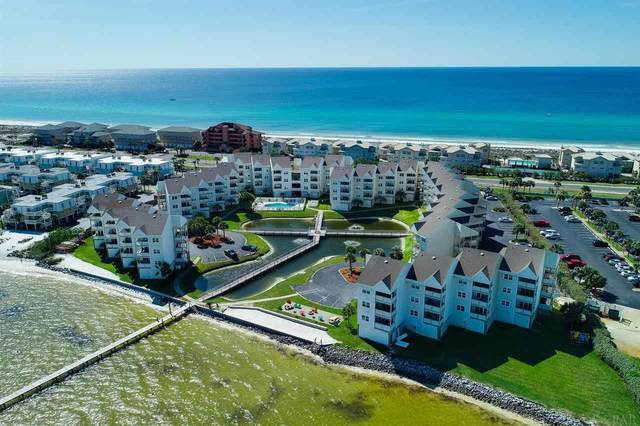 1150 Ft Pickens Rd F6, Pensacola Beach, FL 32561 (MLS #567918) :: ResortQuest Real Estate
