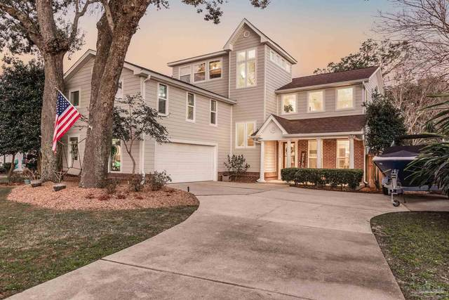 119 Highpoint Dr, Gulf Breeze, FL 32561 (MLS #585552) :: Connell & Company Realty, Inc.