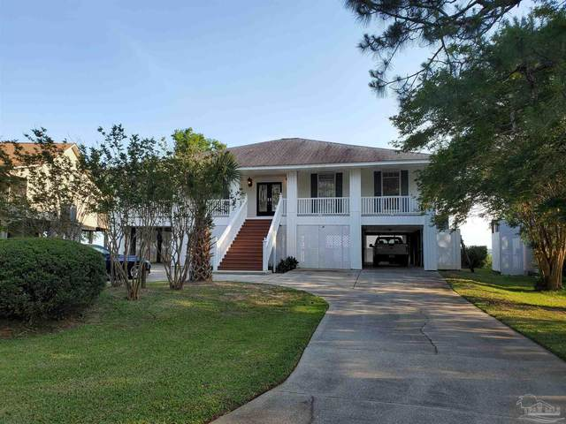 3617 Andrew Jackson Dr, Pace, FL 32571 (MLS #589832) :: Connell & Company Realty, Inc.